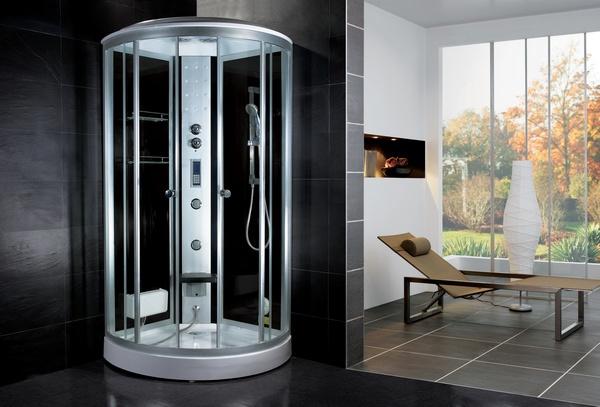 Cabine Doccia Multifunzione : Eccezionale cabine doccia multifunzione con idromassaggio