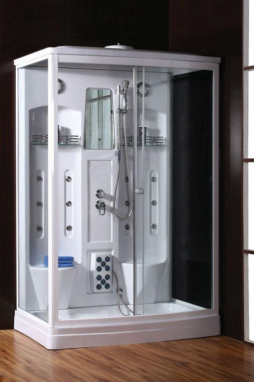 Box doccia arredare bagno - Dubai a gennaio si fa il bagno ...
